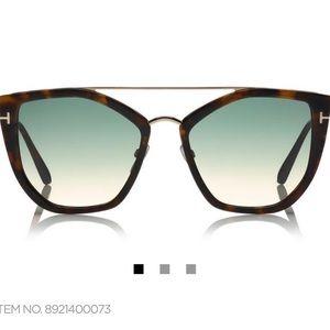 Tom Ford Dahlia Sunglasses